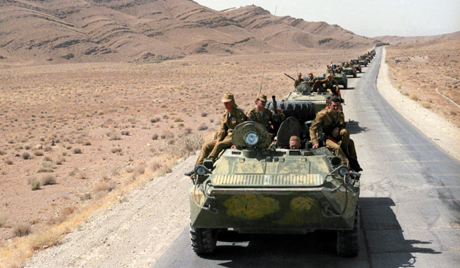 Шурави против муџахедина