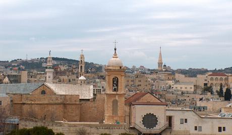 Први палестински маратон у Витлејему