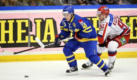 Руска репрезентација победила на Европском турниру у хокеју