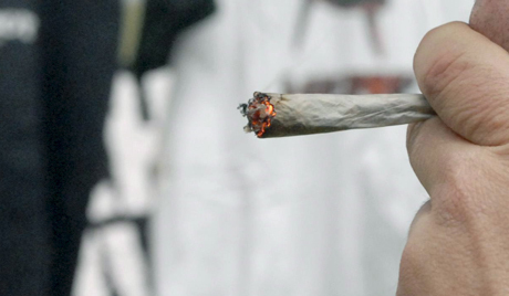 На марихуани до високих спортских достигнућа