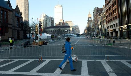Бостонски маратон завршен после пет недеља