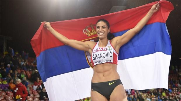Шпановићева из првог покушаја до финала
