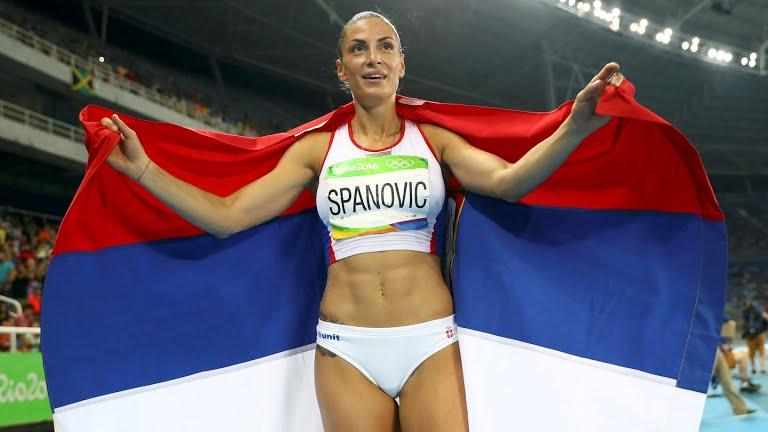 Бронзана медаља и нови србски рекорд за Ивану Шпановић!