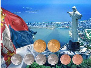 Све медаље Србије на Олимпијским играма
