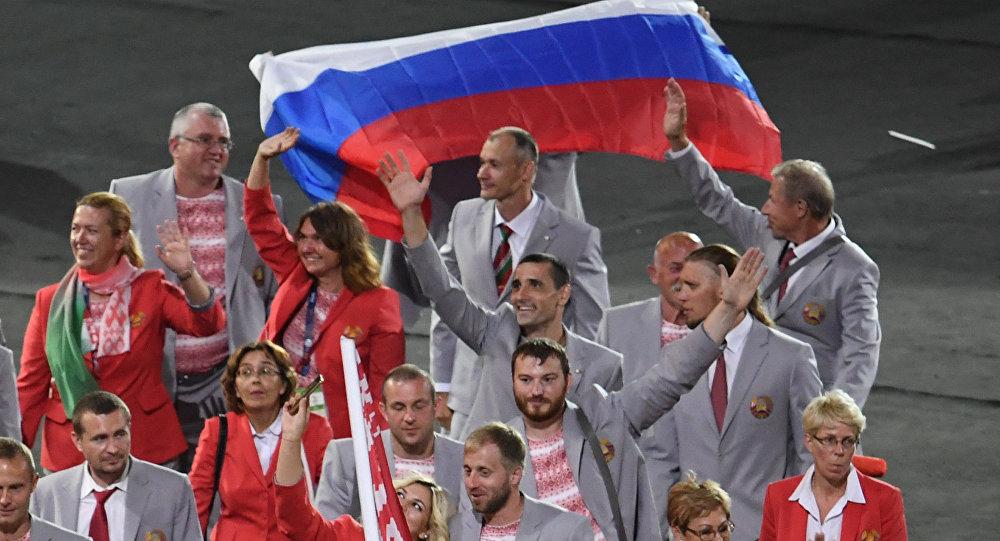 Белоруски параолимпијци под руском заставом у Рију