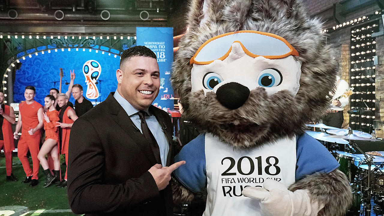 Вук изабран за маскоту Светског првенства 2018. у Русији