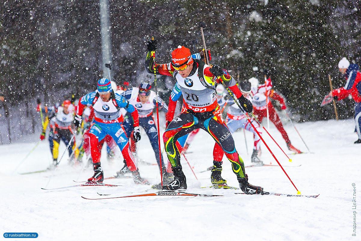 Биатлонски савез Русије одустао од етапе Светског првенства