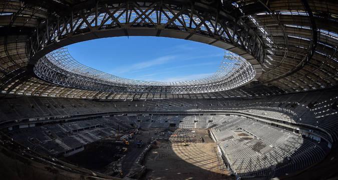 Стадиони Мундијала 2018.