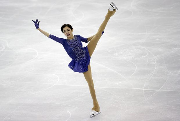 Руска клизачица Јевгенија Mедведева поставила нови светски рекорд