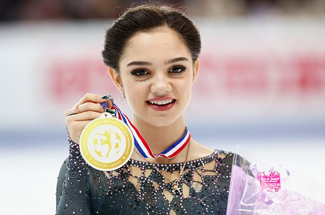 Медведева освојила злато на Светском првенству у уметничком клизању
