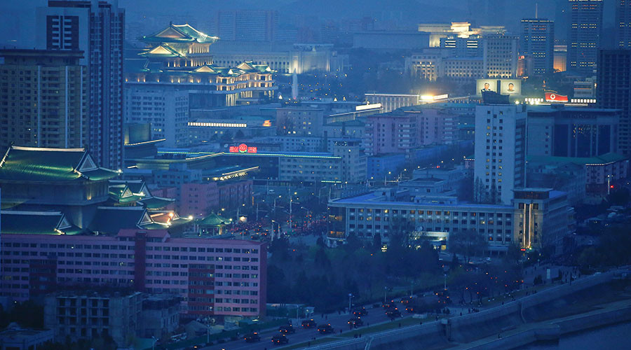 Виртуелни обилазак центра Пјонгјанга