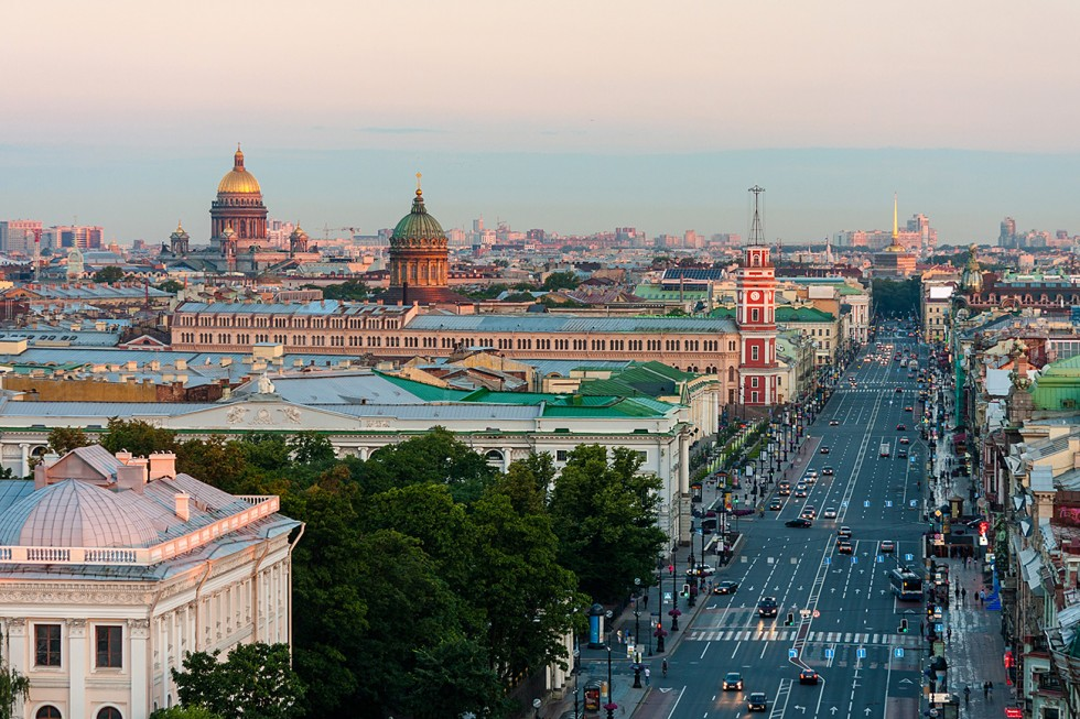 Шта треба видети на главној улици Санкт Петербурга?