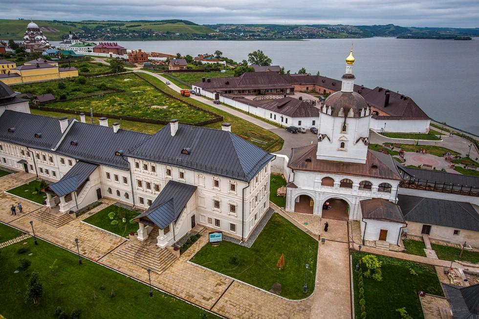 Пет разлога да посетите Свијажск: Град-острво на листи Унеска