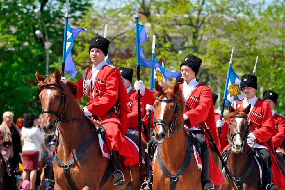 Краснодар: Место као створено за козаке, буржује и шетаче