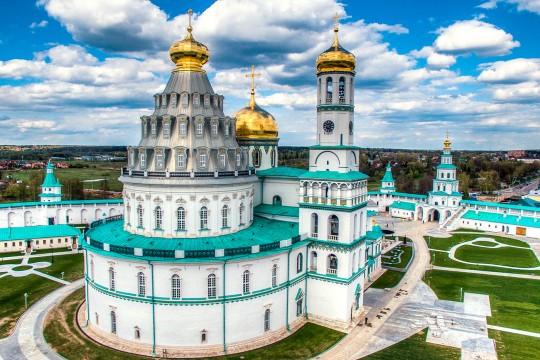 Руска историја у малом: Једнодневно путовање по Московској области