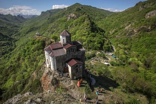 Из дубине векова: Четири најстарија објекта у Русији?