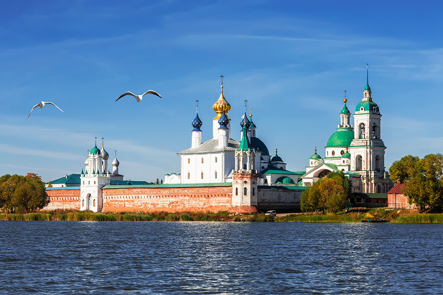 Из дубине векова: Десет древних градова Русије