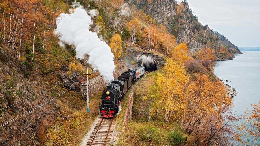 Транссибирска железница: Џиновска артерија Русије