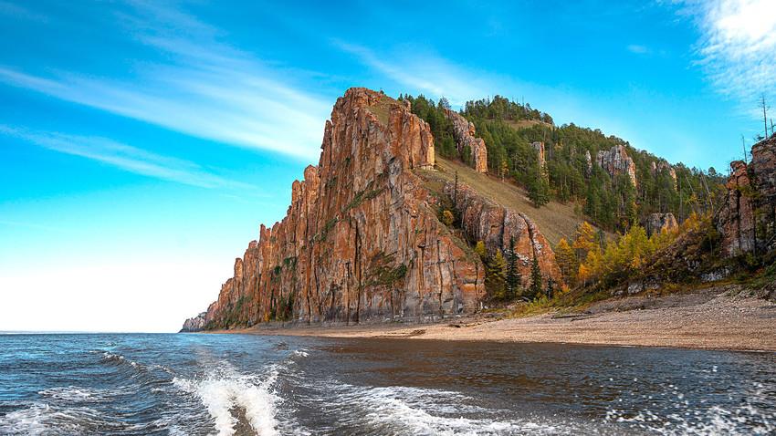 Јакутија на Инстаграму: Снег, дијаманти и нестварни крајолици источног Сибира