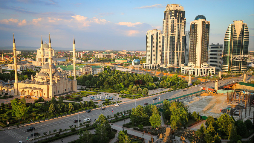 Седам ствари које треба да знате пре него што посетите Чеченију