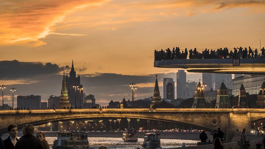 Дванаест места у Москви која не смете заобићи