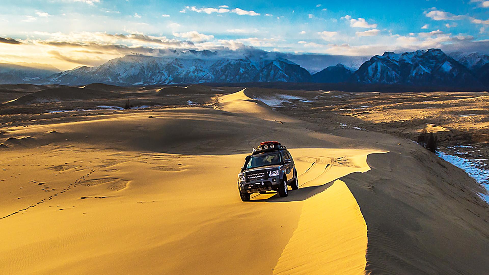 Песак међу језерима и планинама: Руска пустиња која ће вас очарати