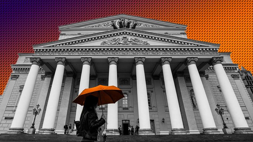 Арбат, Бољшој и друге извикане туристичке знаменитости Москве
