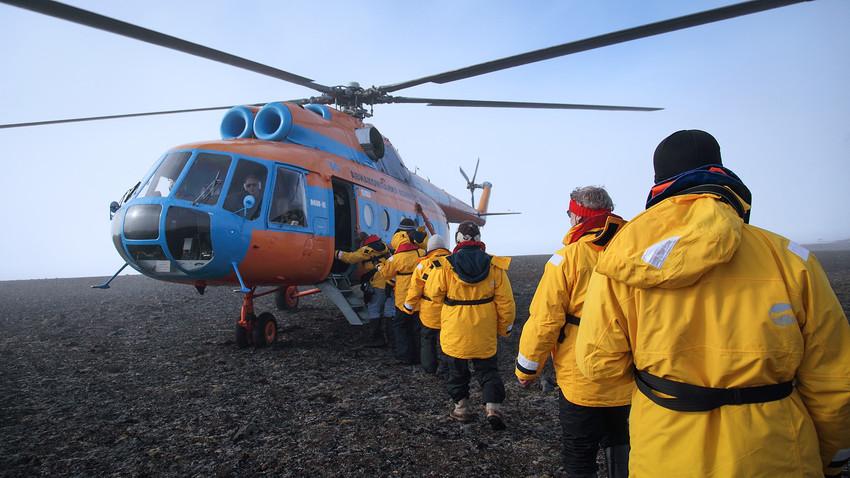 Kako stranac može da poseti zatvorene teritorije Ruske Federacije?