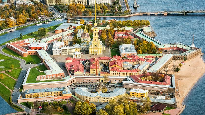 Најнеобичнија тврђава у Русији коју обавезно треба да посетите