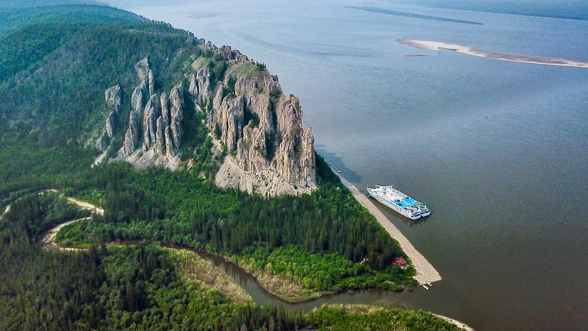Ленски стубови - светско чудо усред Сибира
