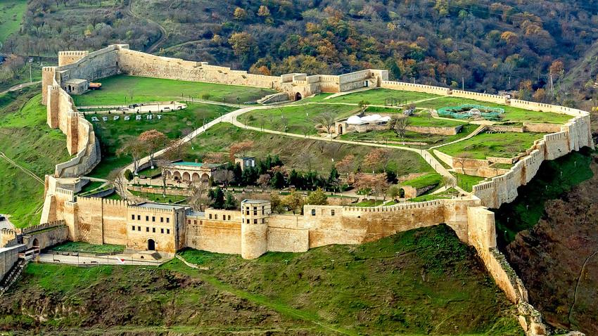 Осам чињеница о Дербенту, једном од најстаријих градова на свету