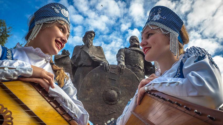 Седам најлепших села Русије