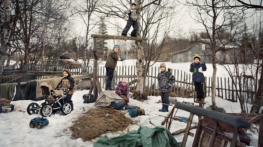 Raj koji je bio pakao: Solovki u objektivu španskih fotografa