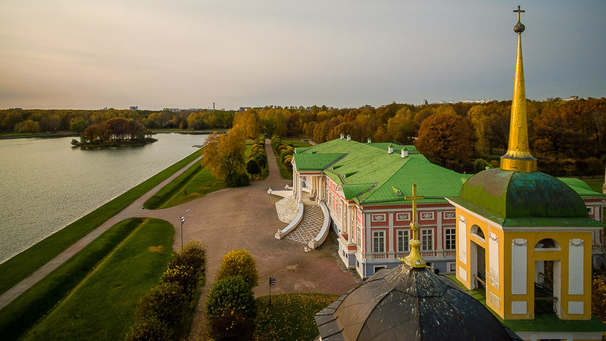 Kuskovo – najlepše plemićko imanje u Moskvi