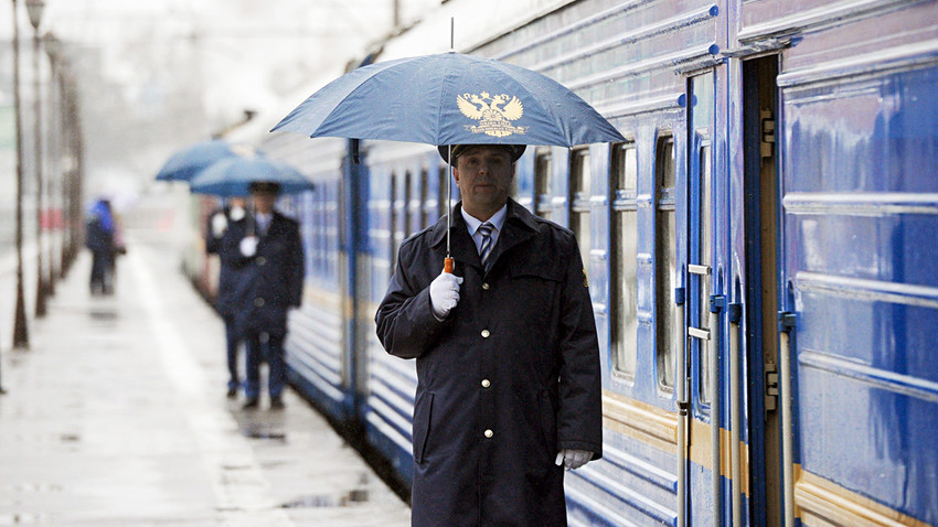 Како изгледа најскупљи воз у Русији