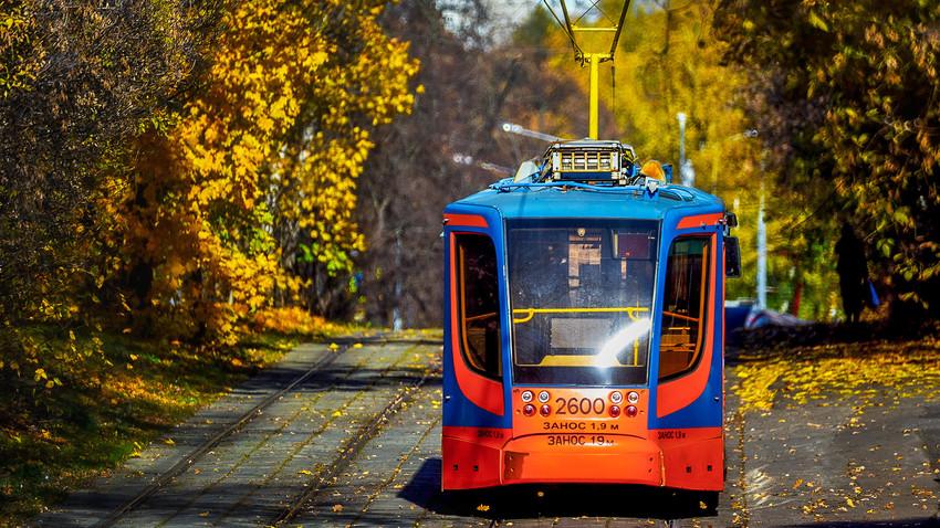 Седам најлепших вожњи градским саобраћајем у Москви