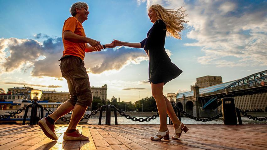 Deset najboljih aktivnosti u moskovskom parku Gorkog