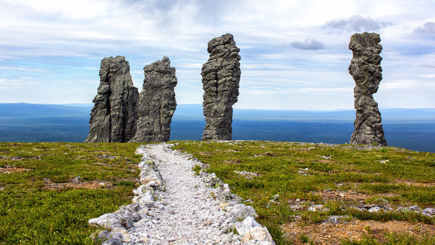 Мањпупуњор: Загонетни камени џинови на Уралу