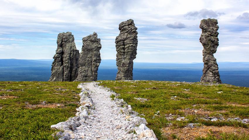 Manjpupunjor: Zagonetni kameni džinovi na Uralu