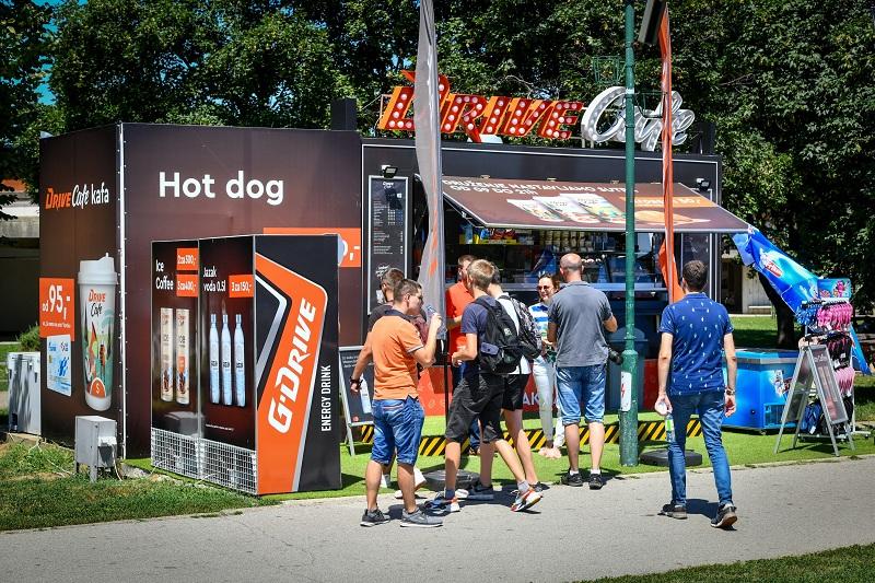 Drive Café на Ади – нови концепт за нова летња уживања