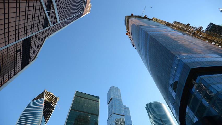 Москва сити: Седам необичних чињеница о бизнис-центру руске престонице