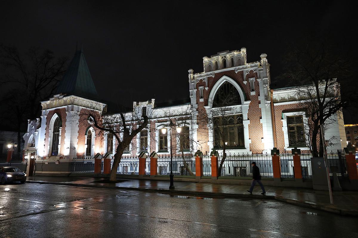 """""""Mističneˮ građevine stare Moskve u neogotskom stilu"""