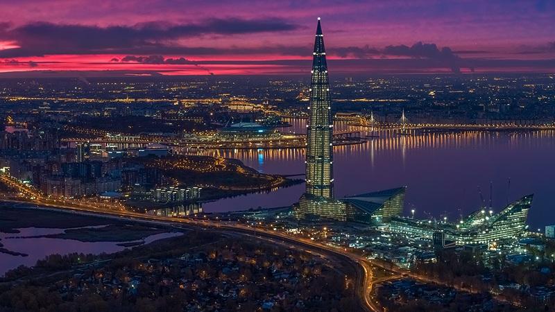 Десет највећих лучких градова у Русији