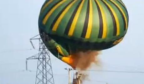 Pao balon u Egiptu: poginulo 19 turista