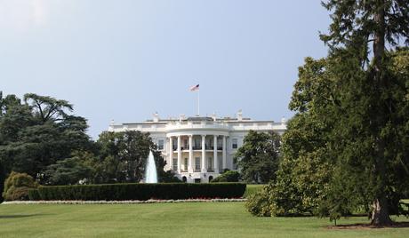 U SAD-u zatvorena Bela kuća