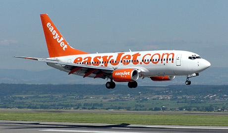 EasyJet почео летети на релацији Лондон-Москва