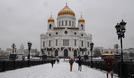 Ко су туристи који најчешће посећују Москву
