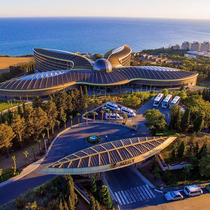 Хотел на Криму проглашен за најбољи у Европи