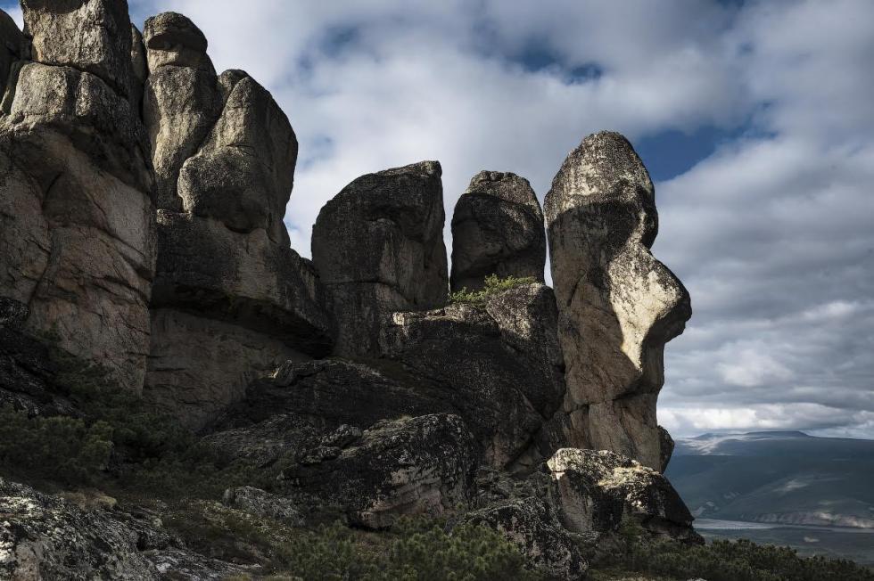 """Северна Шамбала: Међу """"каменим људима"""" Јакутије"""