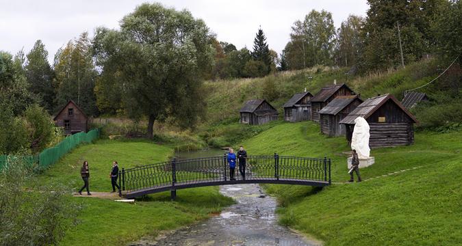 """Како стећи статус """"најлепшег села у Русији""""?"""